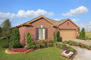 New Homes in Katy, TX - Plan 1785