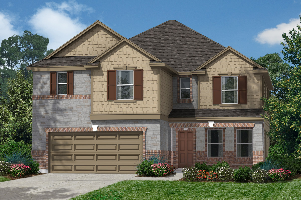 New Homes in Katy, TX - Plan 2936