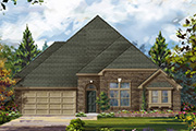 New KB Home built-to-order homes available at Park Lakes Estates in Humble, TX. Plan 3198 is one of many floor plans to choose from.