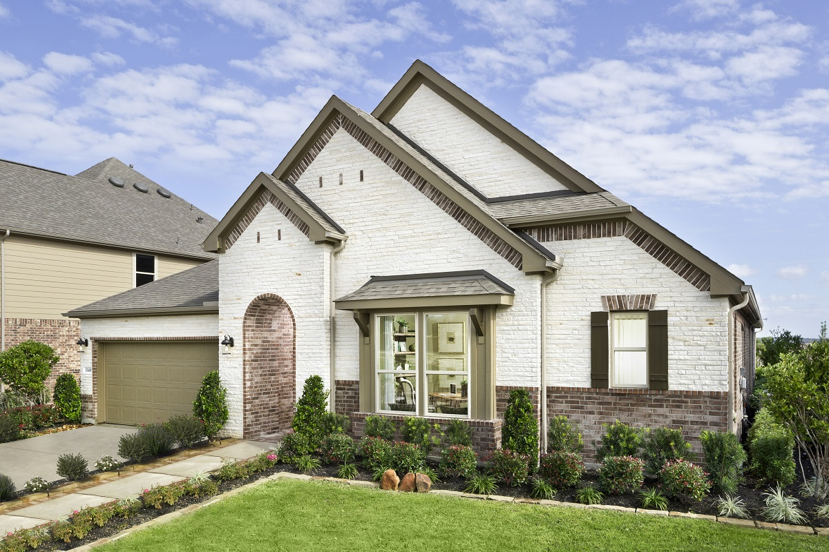 New Homes in Houston, TX - Plan 3005