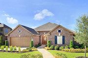 New KB Home built-to-order homes available at Park Lakes Estates in Humble, TX. Plan 2325 is one of many floor plans to choose from.