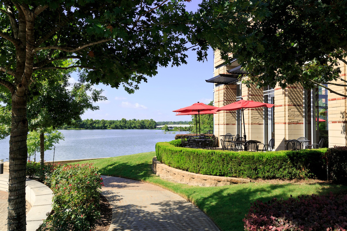 New Homes in Humble, TX - Rivergrove Kings Harbor Waterfront Village