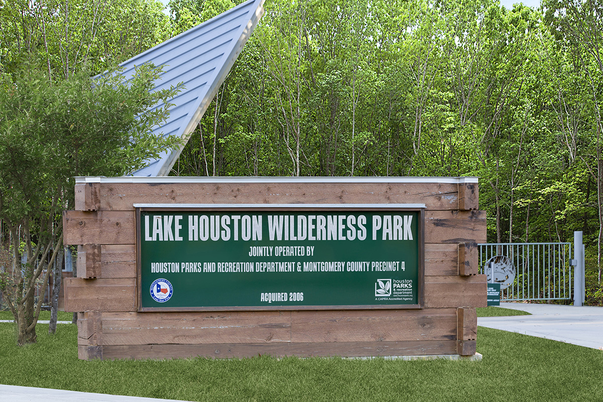 New Homes in Porter, TX - Brookwood Forest Springs Nearby Lake Houston Wilderness Park