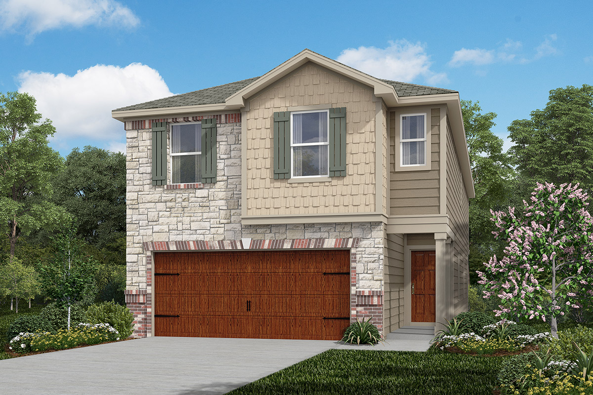 New Homes in Houston, TX - Plan 2315