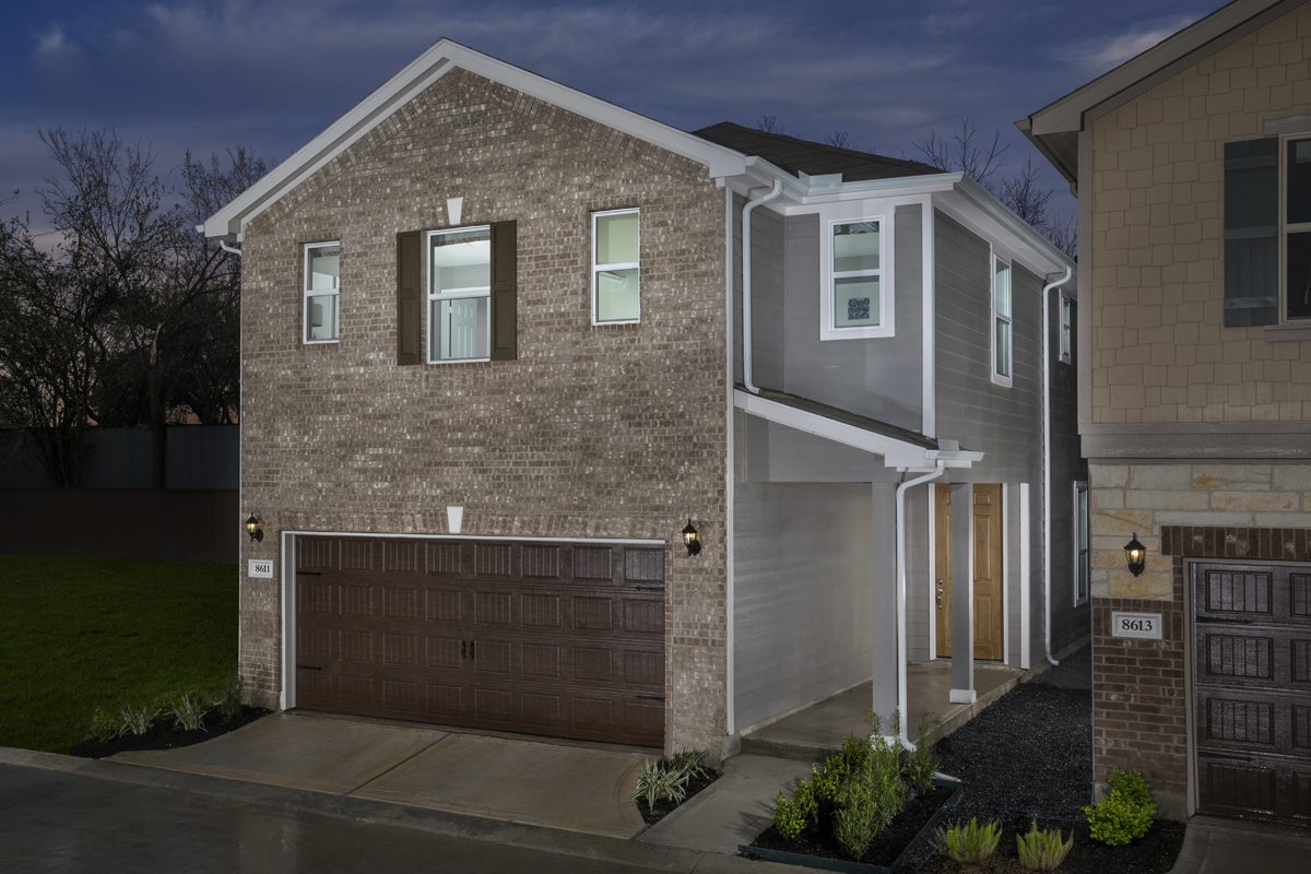 New Homes in Houston, TX - Cedar Brook Plan 2211