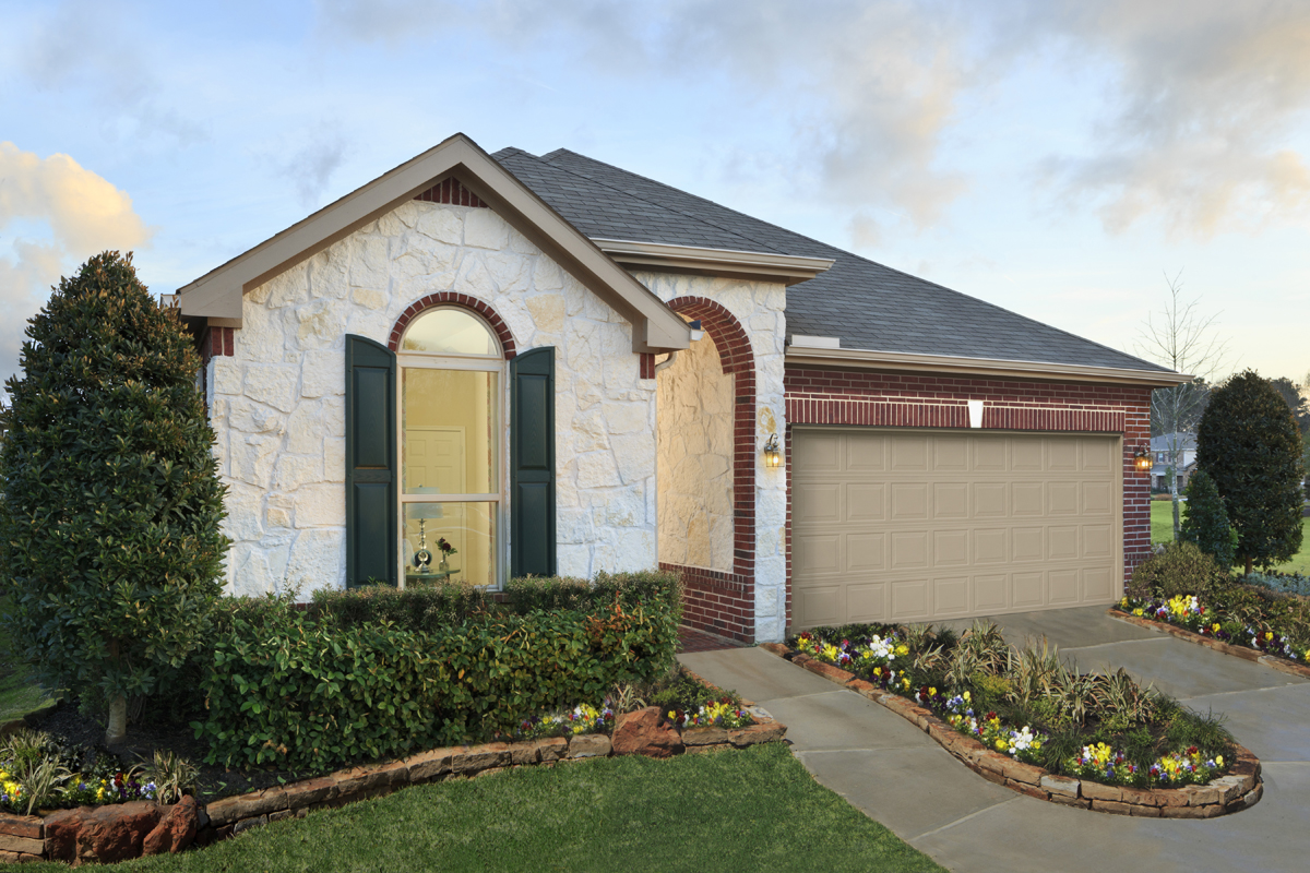 New Homes in Richmond, TX - Plan 1944
