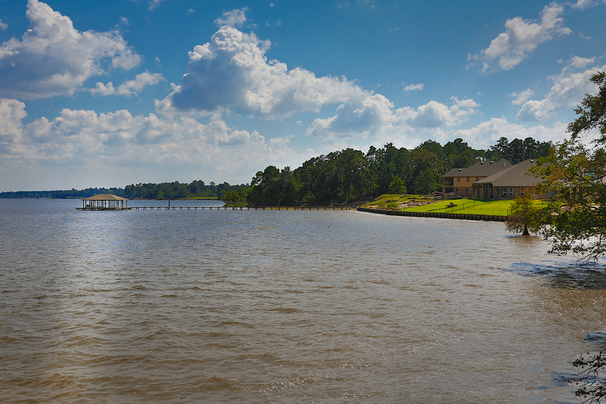 New Homes in Houston, TX - Lakewood Pines Estates Lake Houston