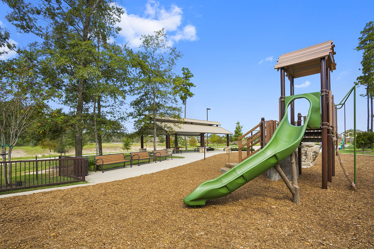 New Homes in Houston, TX - Lakewood Pines Estates Community Playground
