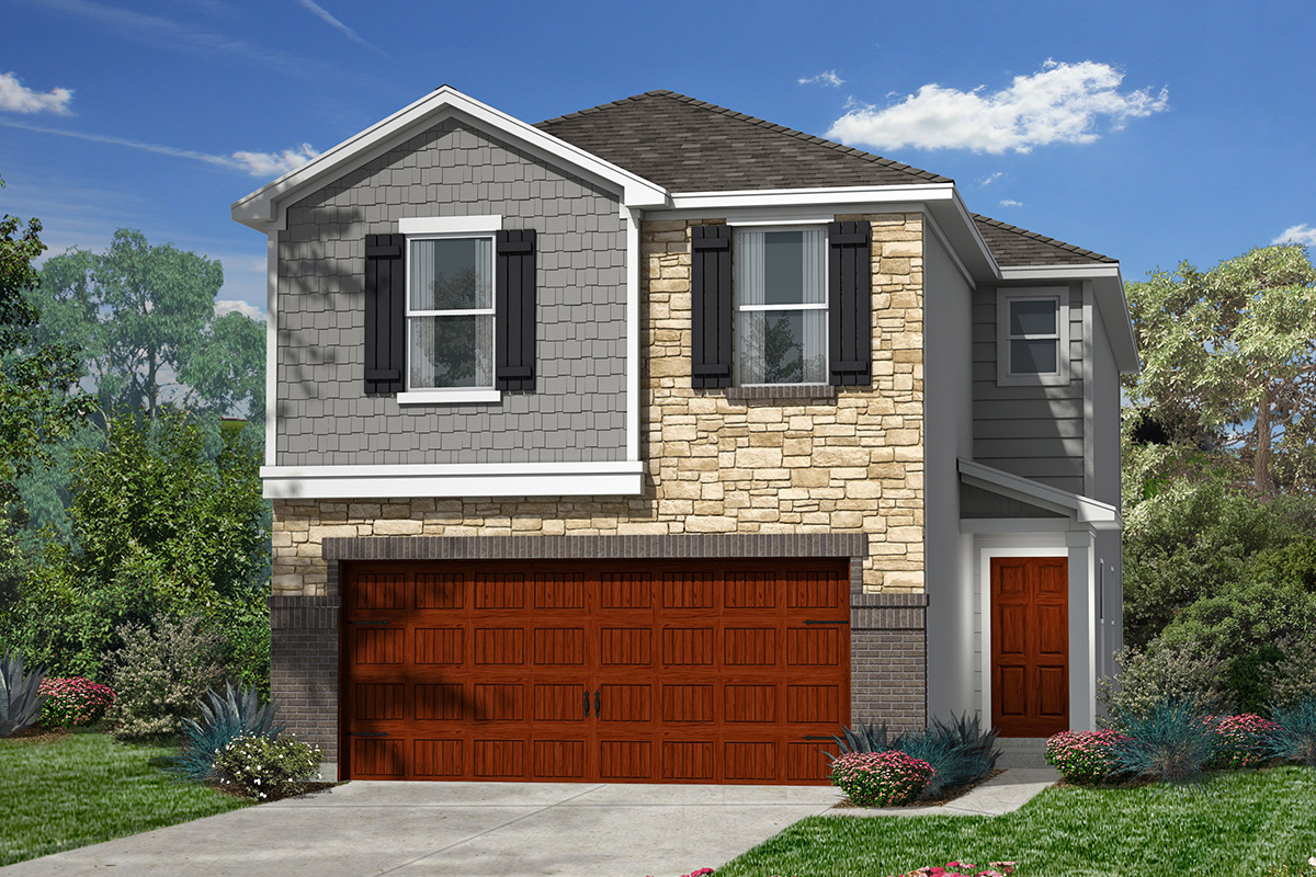 New Homes in Houston, TX - Plan 1930