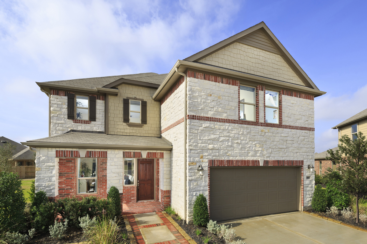 New Homes in Pearland, TX - Plan 2936