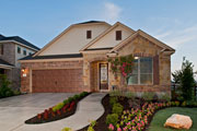 New Homes in Universal City, TX - Plan 2655