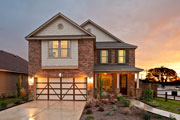 New KB Home built-to-order homes available at CrossCreek - Sterling Collection in San Antonio, TX. Plan E-2177 is one of many floor plans to choose from.