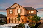New KB Home built-to-order homes available at CrossCreek - Sterling Collection in San Antonio, TX. Plan E-1895 is one of many floor plans to choose from.