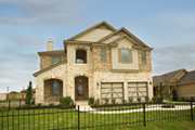 New KB Home built-to-order homes available at Caprock in New Braunfels, TX. Plan 2183 is one of many floor plans to choose from.