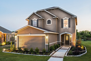 New Homes in San Antonio, TX - Plan 1771 Modeled
