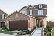 New Homes in San Antonio, TX - Plan 2408 Modeled