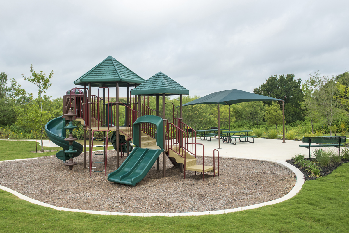 New Homes in San Antonio, TX - The Vistas of Carmona Hills The Vistas of Carmona Hills Playground