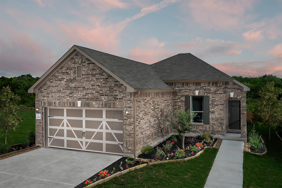 New Homes in San Antonio, TX - Champions Landing The 1516