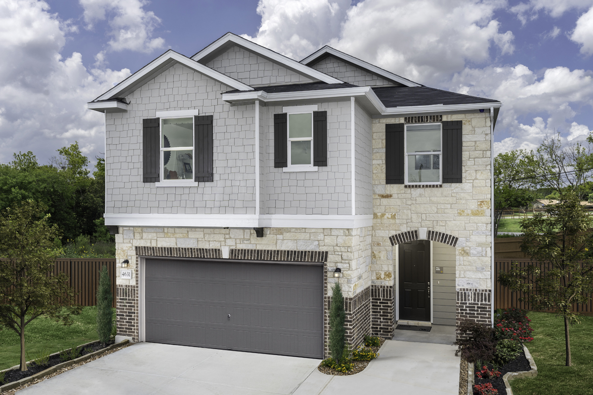 New Homes in San Antonio, TX - Clearcreek Plan 2088
