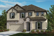 New Homes in Universal City, TX - Plan 3475