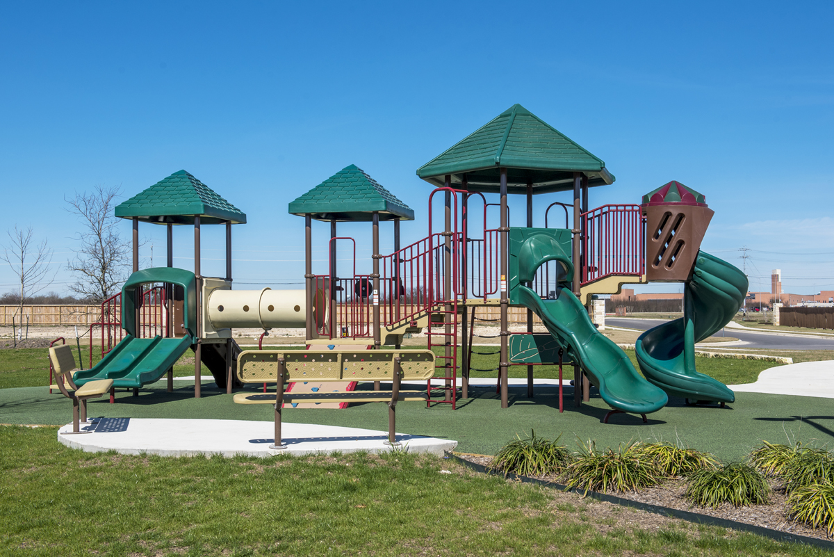 New Homes in Universal City, TX - Copano Ridge Community Playground