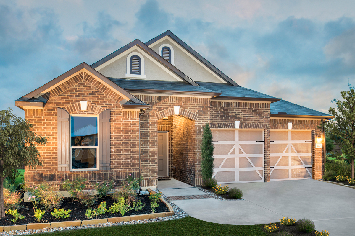 New Homes in Universal City, TX - Copano Ridge The 2004