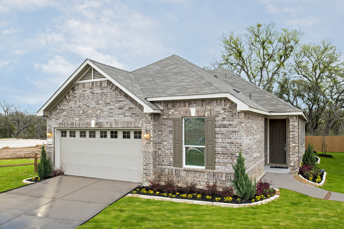 Plan E 1892 Modeled New Home Floor Plan In Crosscreek Sterling And Heritage Collections By Kb Home