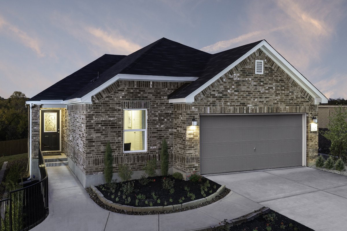 New Homes in Seguin, TX - Plan 1694