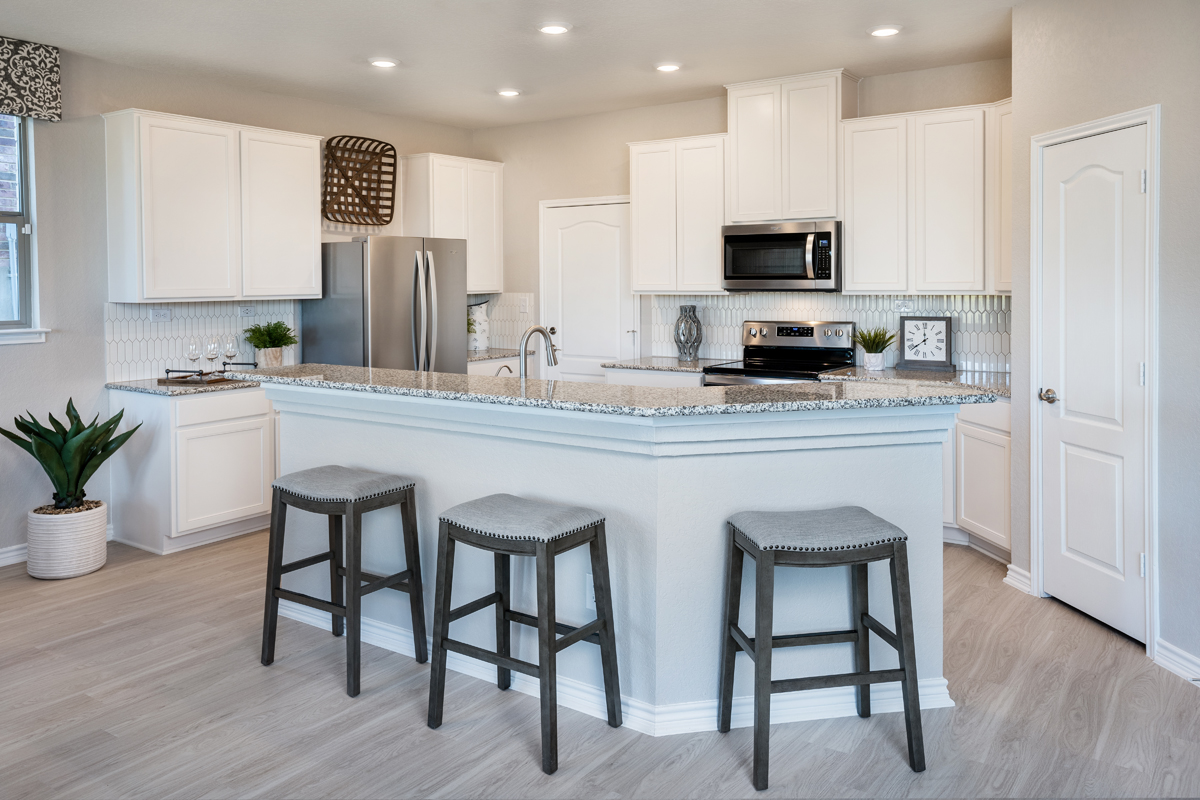 New Homes in San Antonio, TX - Dove Heights The 2403 Kitchen