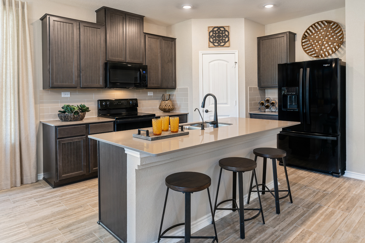 New Homes in San Antonio, TX - Dove Heights The 2700 Kitchen