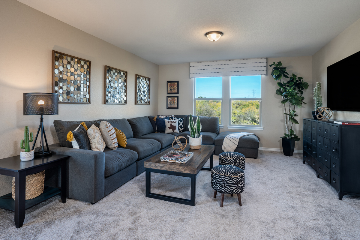 New Homes in San Antonio, TX - Dove Heights The 2700 Loft