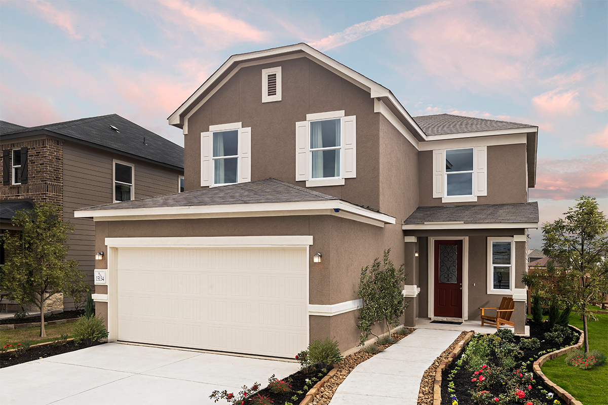New Homes in San Antonio, TX - Falcon Landing The 2239