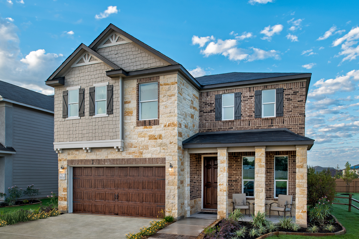 New Homes in San Antonio, TX - Falcon Landing The 2898