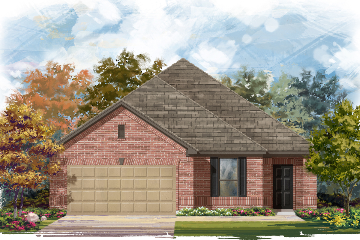 New Homes For Sale In Converse Tx Copperfield Community