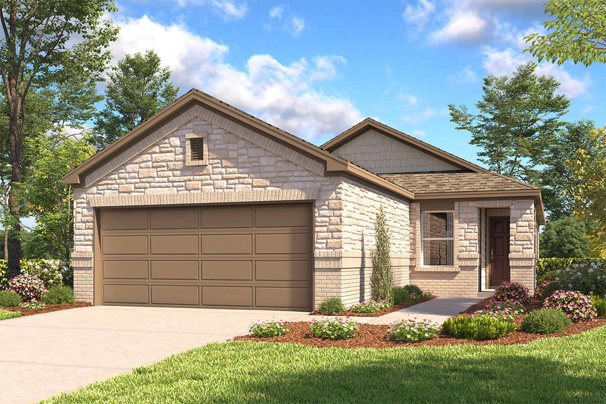 New Homes in New Braunfels, TX - The 1378 E