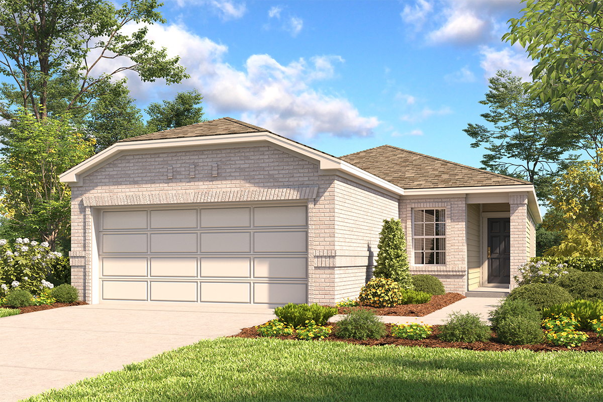 New Homes in New Braunfels, TX - The 1602 C