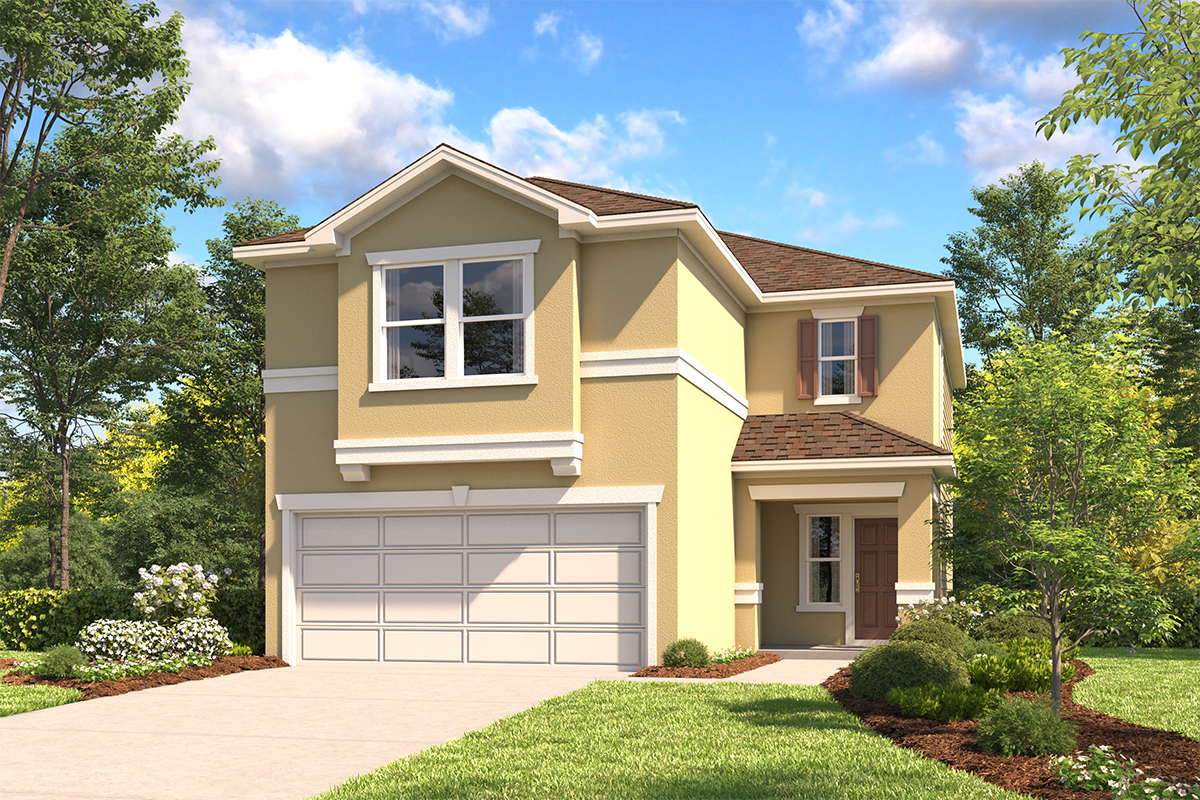 New Homes in San Antonio, TX - The 1772 D
