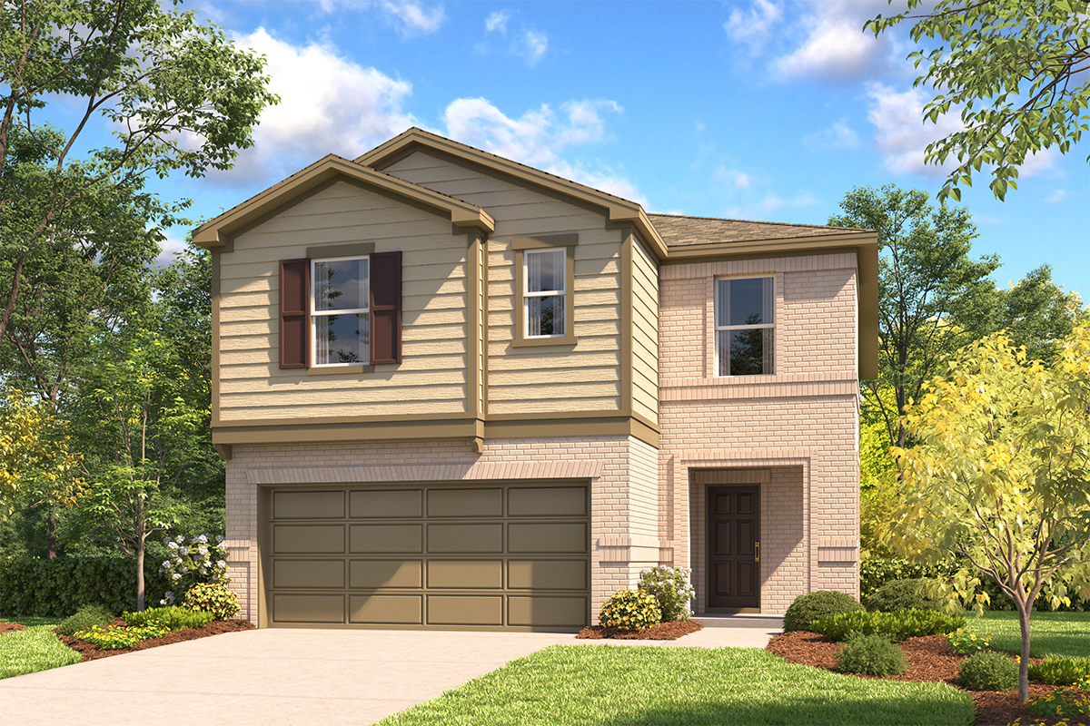 New Homes in San Antonio, TX - 2088 C