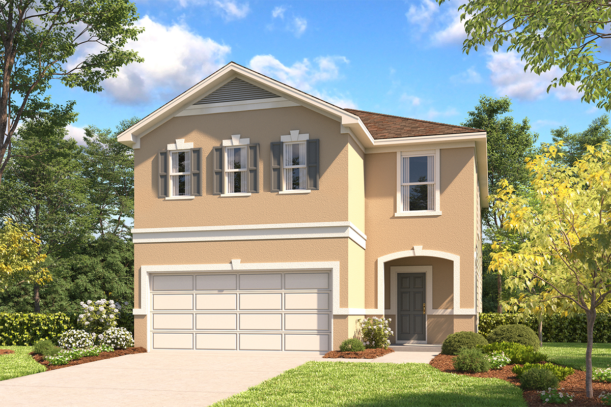 New Homes in San Antonio, TX - 2088 D