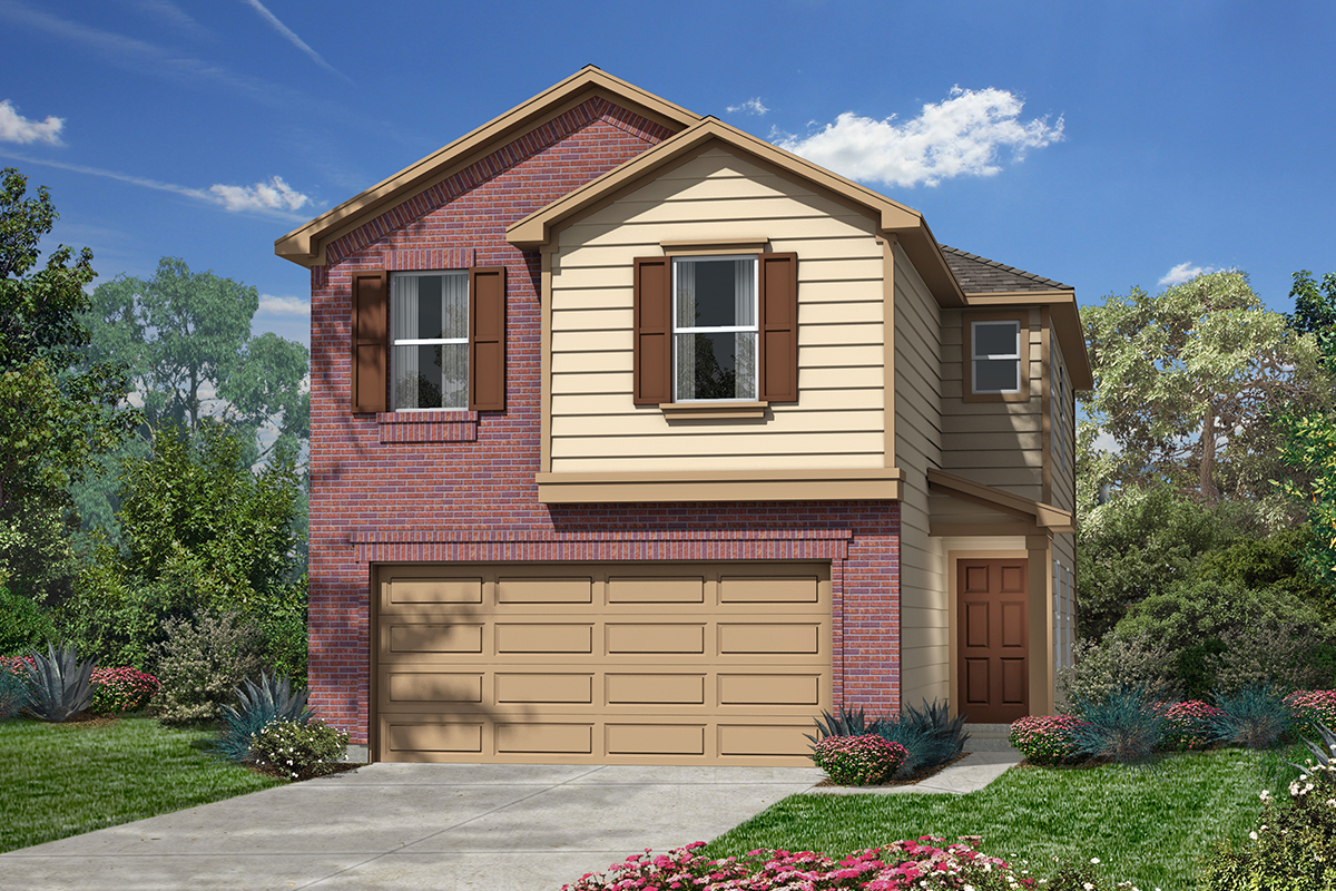 New Homes in San Antonio, TX - Plan 1930 D