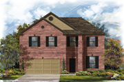 New Homes in Boerne, TX - Plan 2469