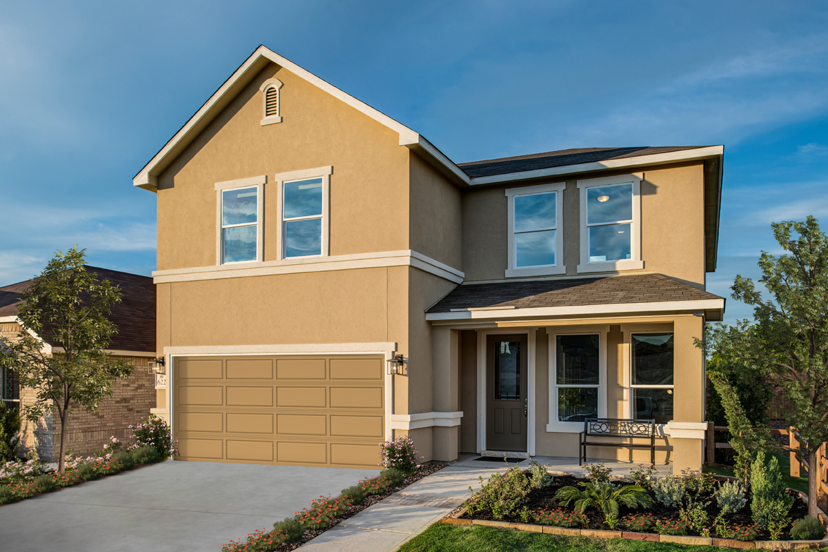 New Homes in New Braunfels, TX - Heritage Park The 2561