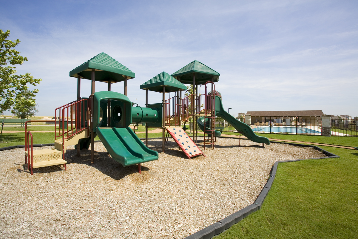 New Homes in New Braunfels, TX - Legend Point - The Reserves Playground