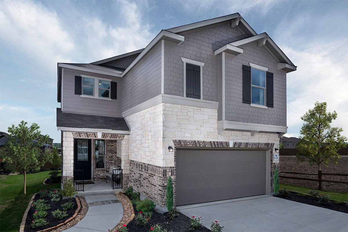 New Homes in New Braunfels, TX - Plan 1772 Modeled