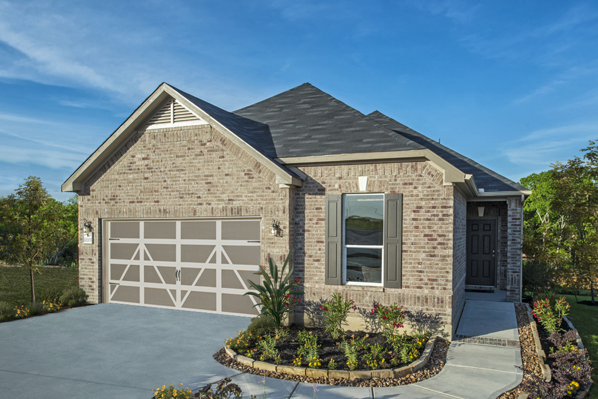 New Homes in New Braunfels, TX - Plan 1892