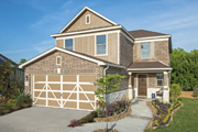 Browse new homes for sale in The Overlook at Medio Creek
