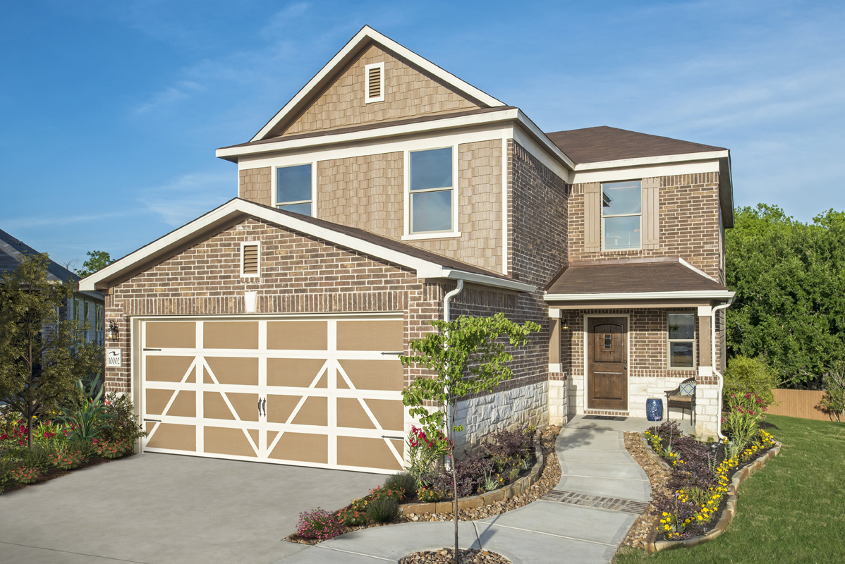 New Homes in San Antonio, TX - The Overlook at Medio Creek The 2239
