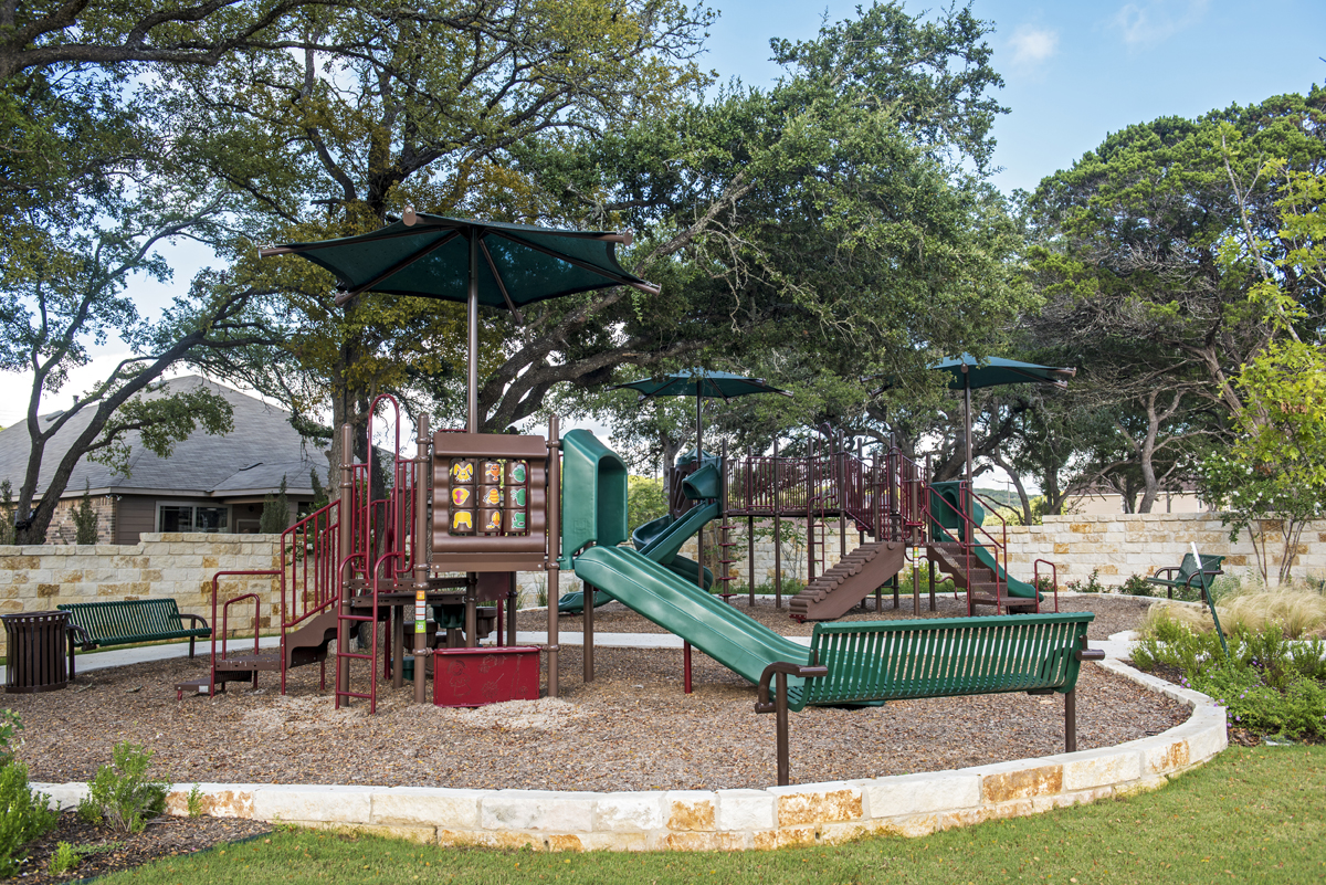 New Homes in Helotes, TX - The Ridge at Bandera Community Amenities