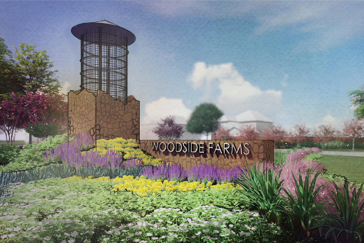New Homes in Seguin, TX - Woodside Farms