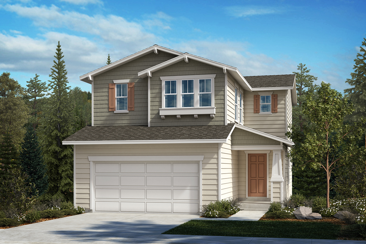 New Homes in Lacey, WA - Plan 1565